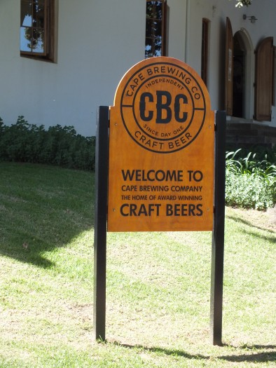 Beer, brewery, factory, spice, route, capetown