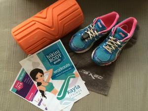 Kayla, Itsines, exercise, fitness, asics