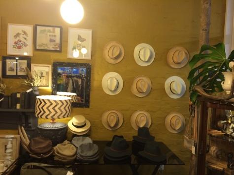 Woodstock, Capetown, Hats, Fashion, Vintage