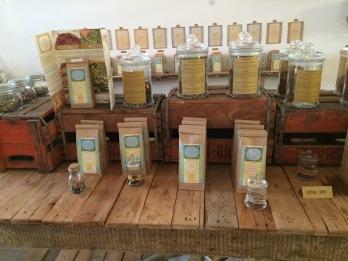 Various Teas
